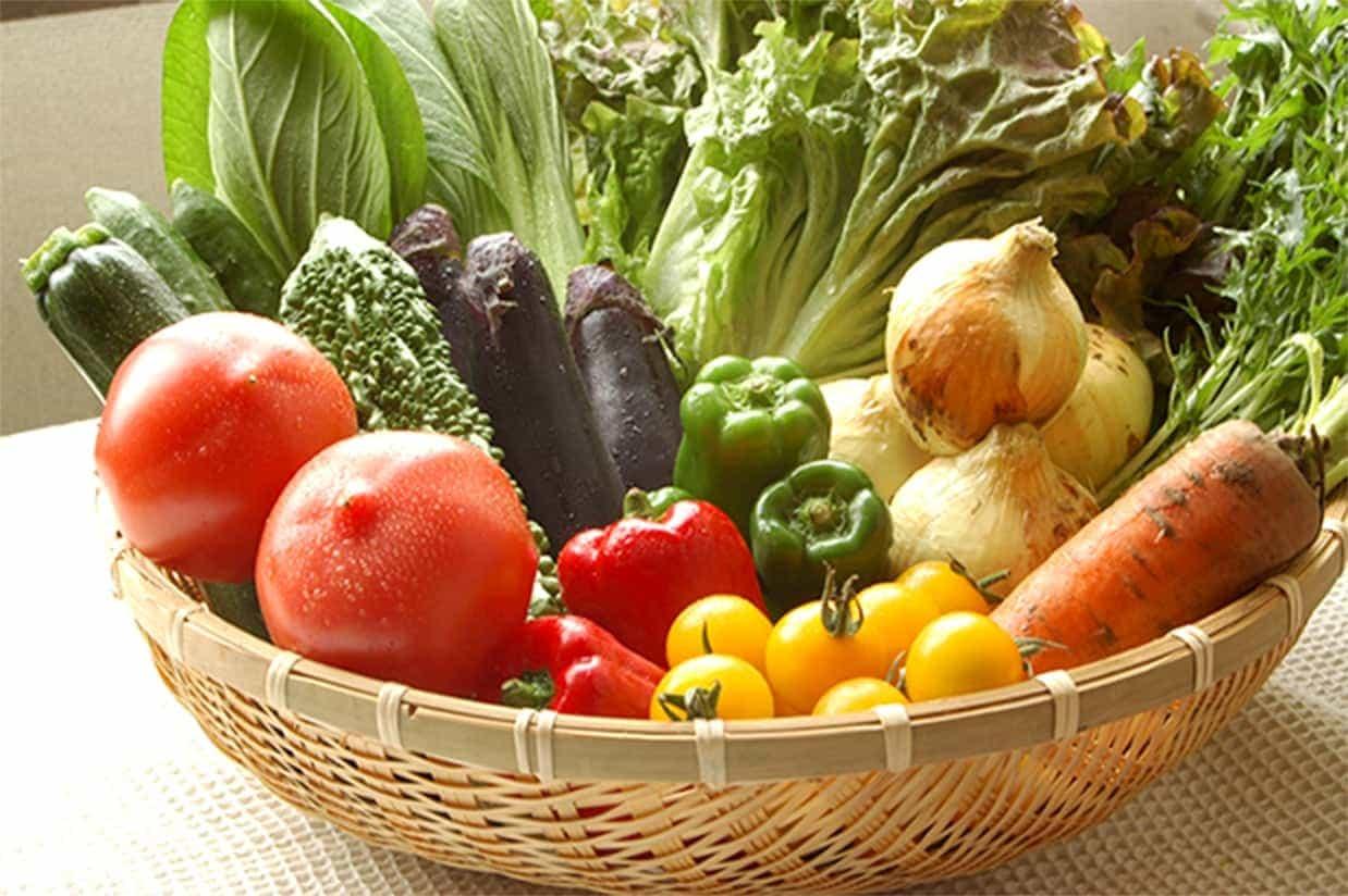 有機野菜も一緒にご購入いただけます