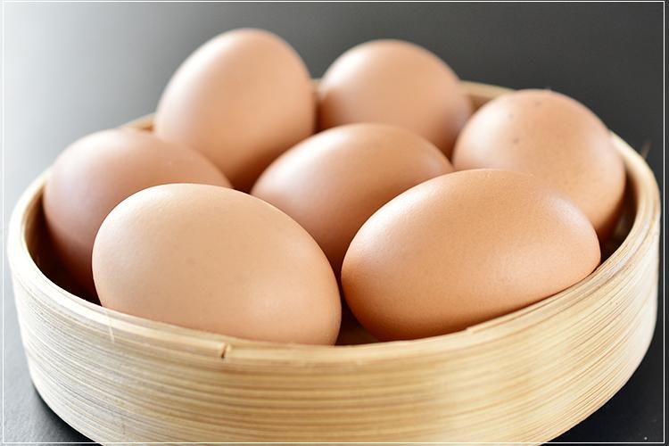 平飼い飛鳥の卵