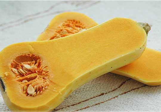 有機栽培バターナッツ
