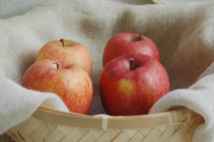 [有機栽培] りんご (10kg前後)