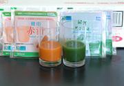 冷凍にんじんジュース・冷凍青汁詰め合わせ