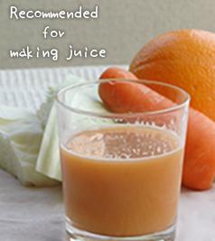 自分で無農薬ジュースを作る人のためのセットなどのページ