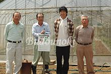 無農薬有機栽培野菜の生産者 上組生産者組合