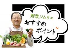 野菜ソムリエの梅つくりポイント