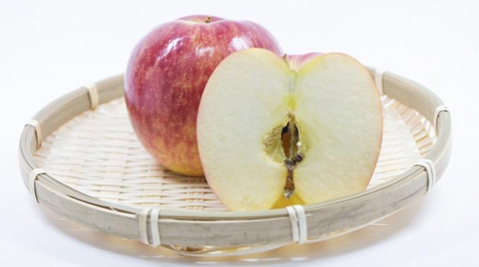 特別栽培青森産リンゴ  未希ライフ