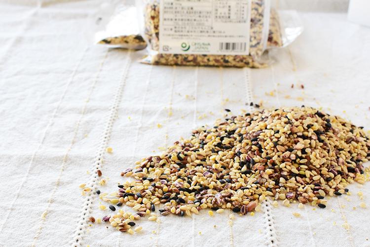 有機栽培雑穀